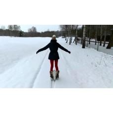 Можно ли кататься на моноколесе зимой по снегу